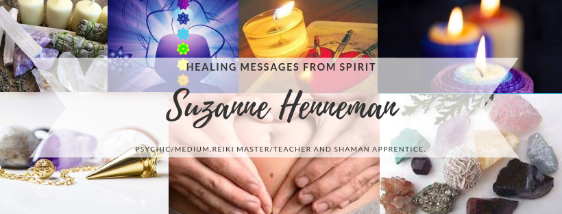 Healing Messages From Spirit